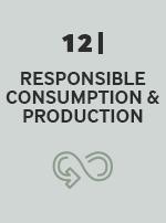 Responsible consumption & production